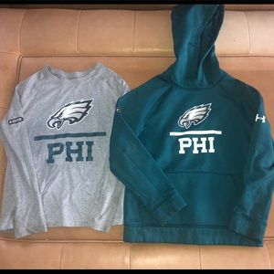 Eagles Under Armour Lot